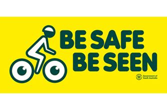 Be Safe Be Seen - Tour Down Under Premier Partner